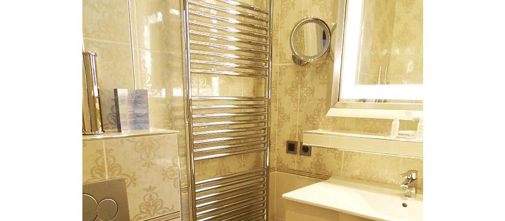 salle d'eau renovation hotel