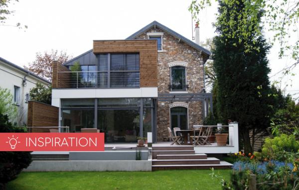 Des extensions de maisons originales réalisées par des architectes