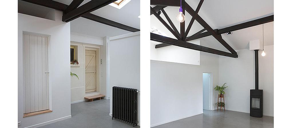 interieur chai rénové architecte
