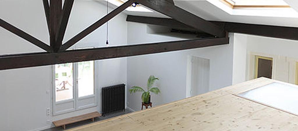 etage combles chai rénové