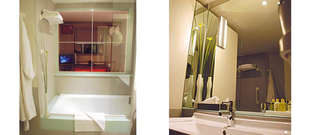 salle eau renovation hotel