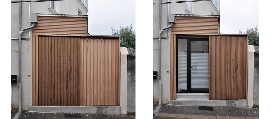 facade extension ouverture architecte