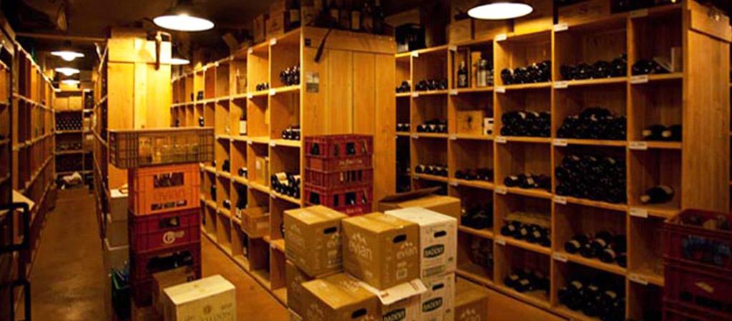 cave vin surmesure hôtel