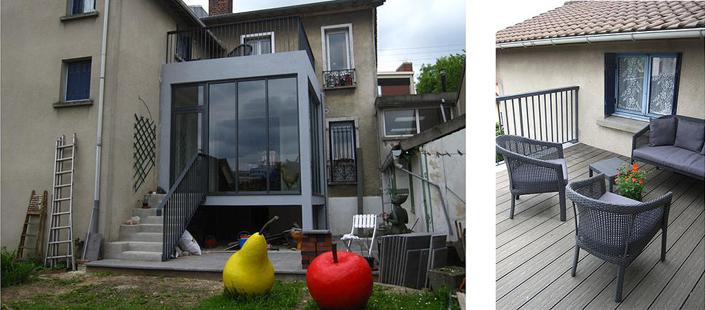 extension maison terrasse architecte