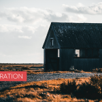 Des fermes, granges, et bâtiments agricoles transformés en maisons par des architectes