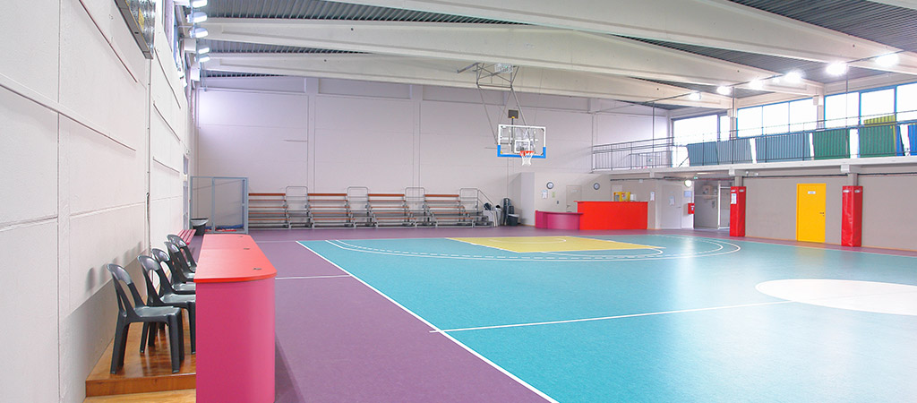 renovation complexe sportif architecte