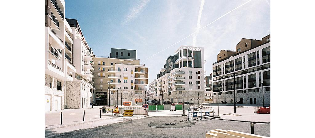 construction projet urbain architecte