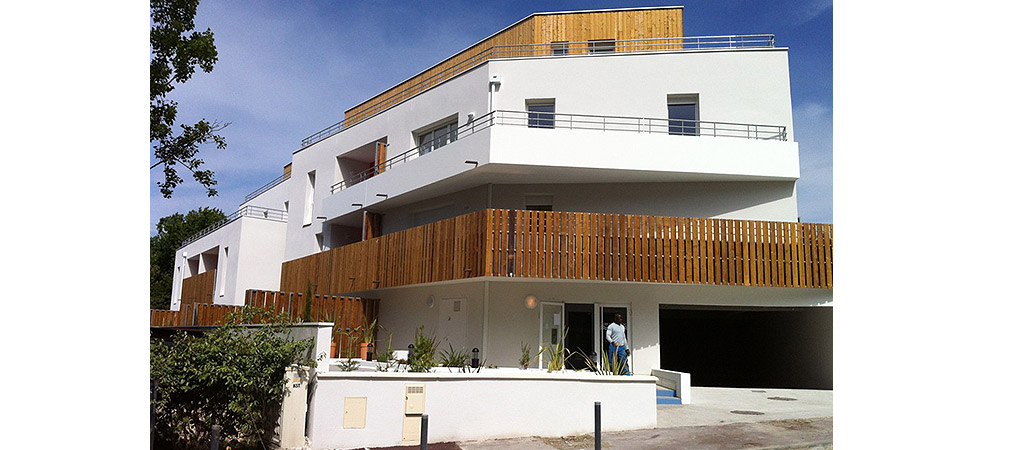 construction architecte logements collectifs
