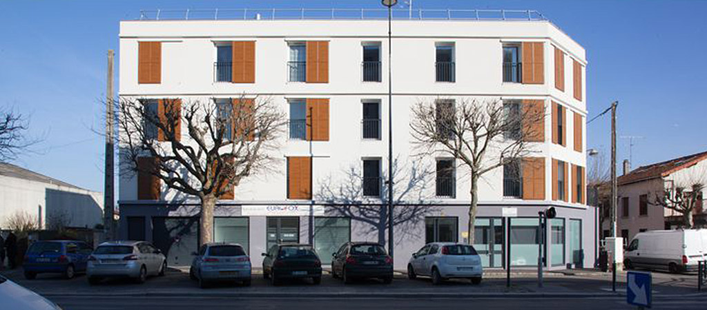 construction logements collectifs architecte
