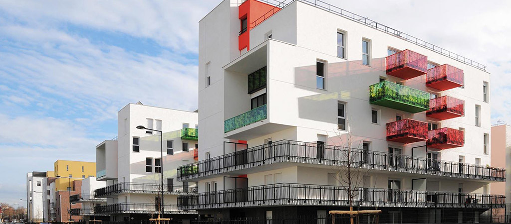construction logements ville architecte