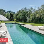Une villa contemporaine d'architecte sur un terrain très étroit