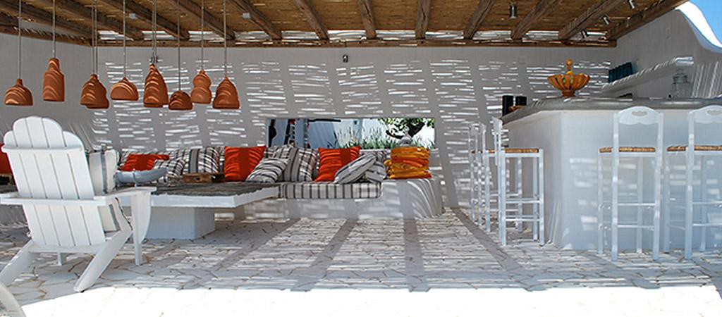loggia terrasse villa architecte