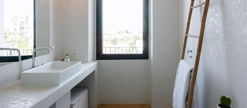 salle eau maison architecture