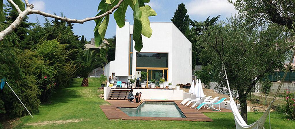 interview construction villa architecte