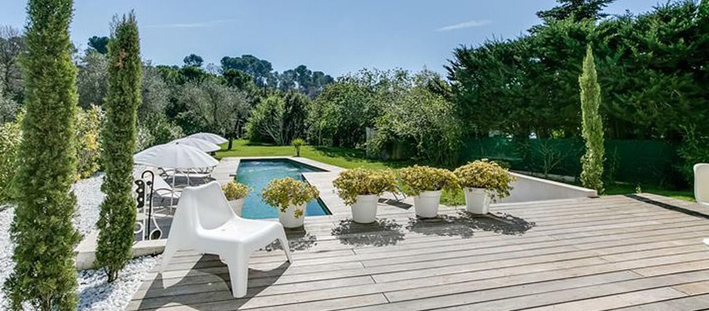 terrasse piscine villa architecte