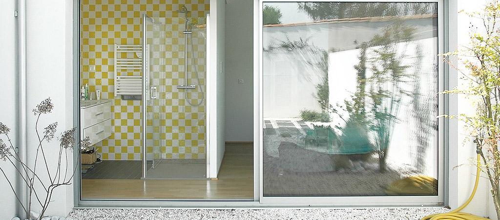architecture salle eau maison