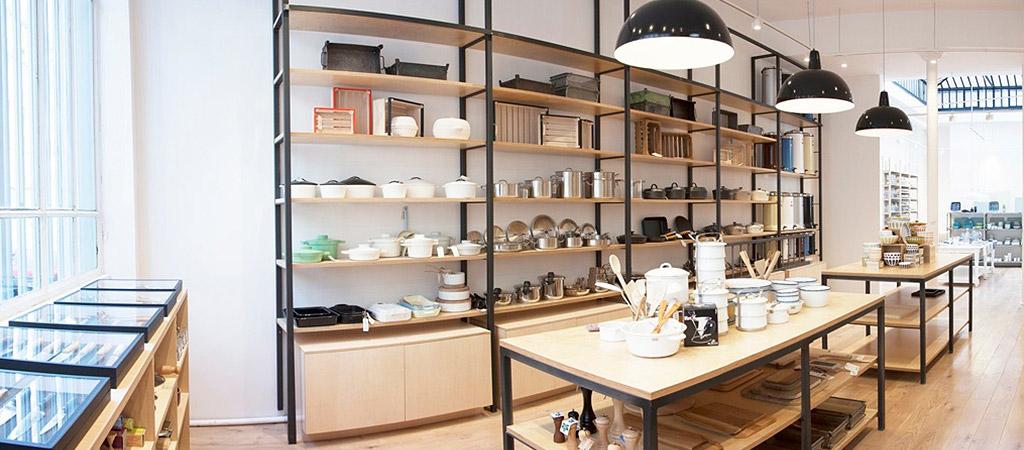 architecture aménagement rénovation boutique