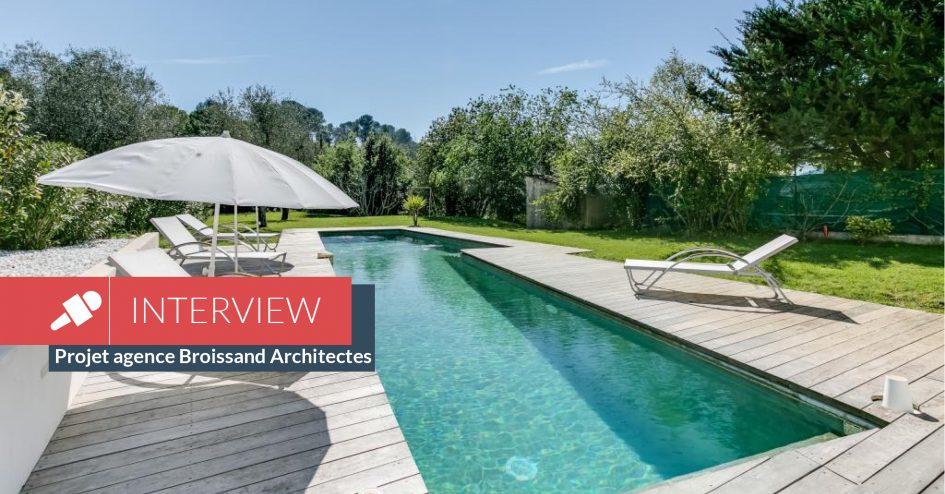 interview architecte construction villa