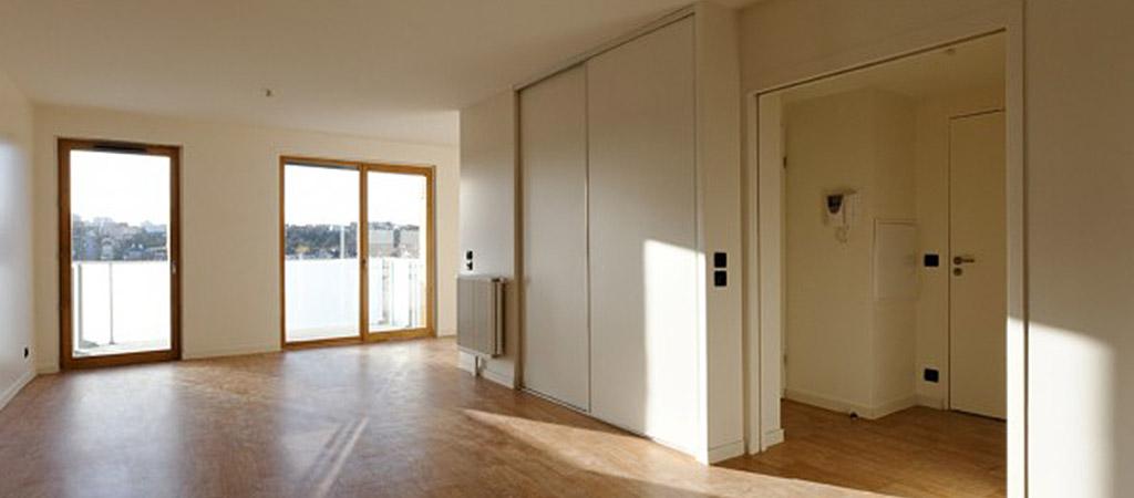 appartement logements collectifs aménagement