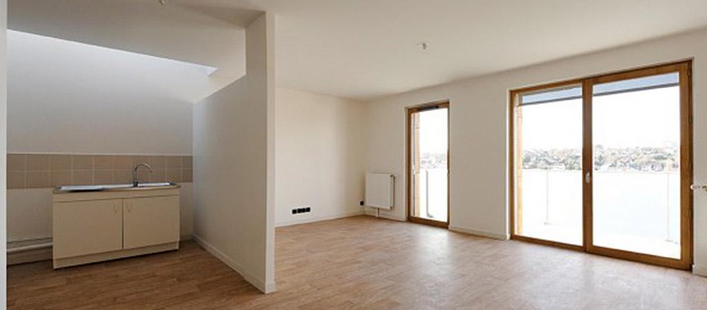 petit appartement logements collectifs