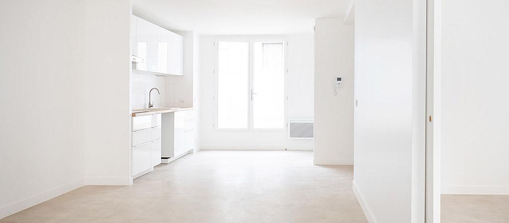 appartement dans logements architecte
