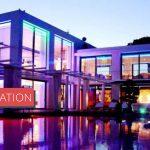 10 Appartements et Maisons colorées