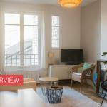 Quand l'Atelier d'Architecture AACL  restructure complètement un appartement parisien !