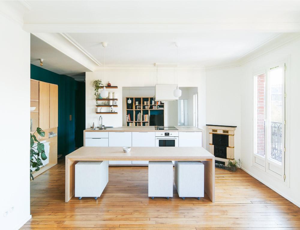 5 astuces pour une r novation intelligente de son appartement for Astuce renovation