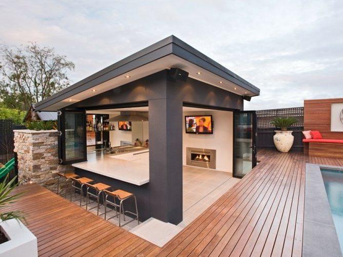 Un Pool House Pour Des Vacances A La Maison Blog Archidvisor